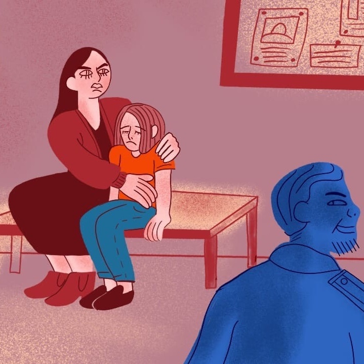 Центр защиты пострадавших от домашнего насилия